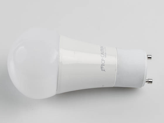TCP L14A21GUD2550K Dimmable 14W 5000K A21 LED Bulb, GU24 Base, Enclosed Fixture Rated