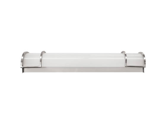 "Euri Lighting EIN-VL19FR-1030e Dimmable 28 Watt 24"" 3000K Indoor Vanity LED Fixture"