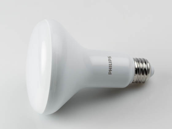 Philips Lighting 545913 7.2BR30/PER/940/P/E26/DIM 6/1FB T20 Philips Dimmable 7.2W 4000K 90 CRI BR30 LED Bulb, Enclosed Fixture Rated, Title 20 Compliant
