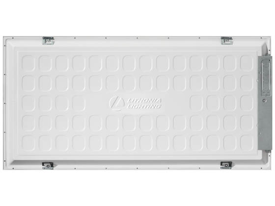 Lithonia Lighting 2628G1 CPX 2X4 4000LM 40K M2 Lithonia Contractor Select CPX Dimmable 2x4 LED Flat Panel, 4000K