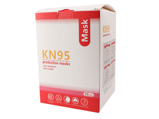 Value Brand KN95 KN95 Face Masks Non-Medical