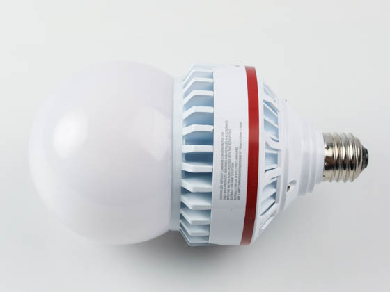 Keystone KT-LED35A25-O-E26-840 Non-Dimmable 35W 120-277V 4000K A-25 LED Bulb, Enclosed Fixture Rated, E26 Base