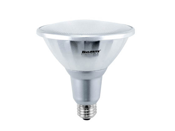 Bulbrite 772302 LED15PAR38/FL40/930/WD/2 Dimmable 15W 3000K 40° 90 CRI PAR38 LED Bulb, Enclosed and Wet Rated, JA8 Compliant
