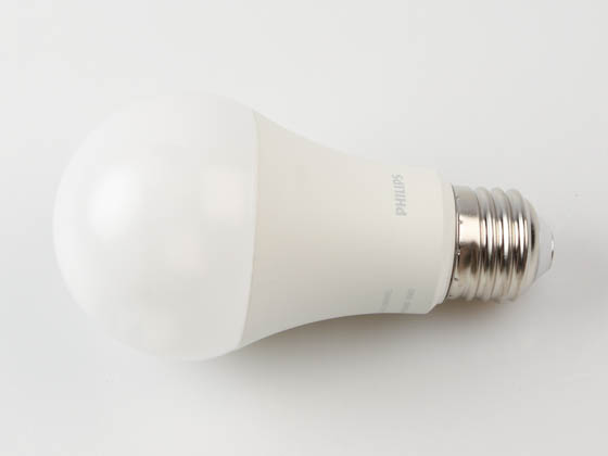 Philips Lighting 561456 16A19/PER/940/P/E26/DIM T20 Philips Dimmable 16W 4000K 90 CRI A19 LED Bulb, Enclosed Fixture Rated, Title 20 Compliant