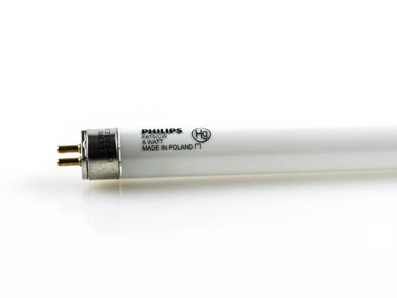 Philips Lighting 332478 F8T5/CW Philips 8W 12in T5 Cool White Fluorescent Tube