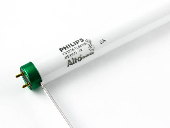 Philips Lighting 379008 FB32T8/TL835/6/ALTO Philips 32W 6in Gap T8 Neutral White UBent Fluorescent Tube