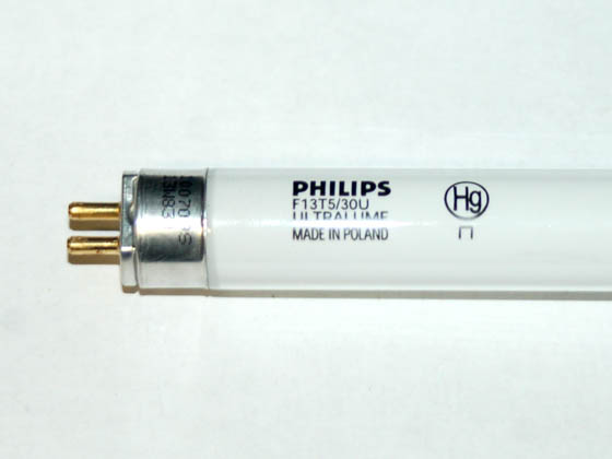 Philips Lighting 207035 F13T5/30U Philips 13W 21in T5 Warm White Fluorescent Tube
