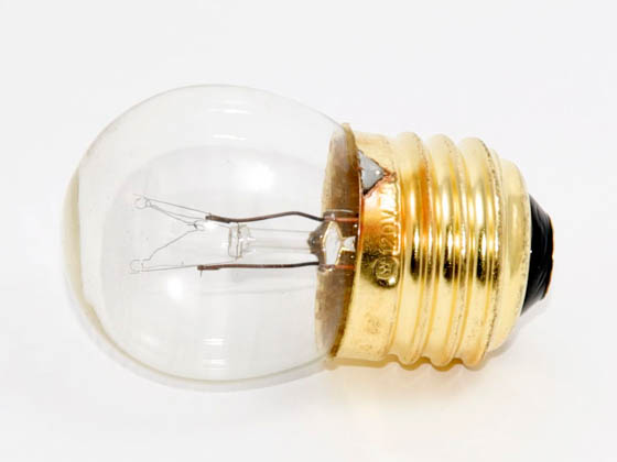 Westinghouse A04064 71/2S11/CD (DISC-Use B702107) 7.5 Watt, 130 Volt S11 Clear Sign Bulb