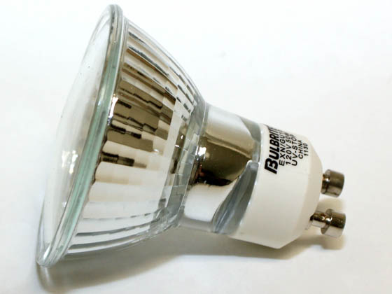 Bulbrite B620150 EXN/GU10 Base 50W 120V MR16 Halogen Flood EXN Bulb