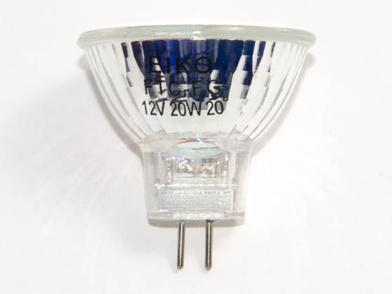 Eiko W-FTC-FG FTC-FG 20W 12V MR11 Halogen Narrow Flood FTC Bulb