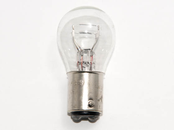 Eiko W-A-4829 A-4829 27/8 Watt, 12.8/14.0 Volt S-8 Recreational Vehicle Bulb