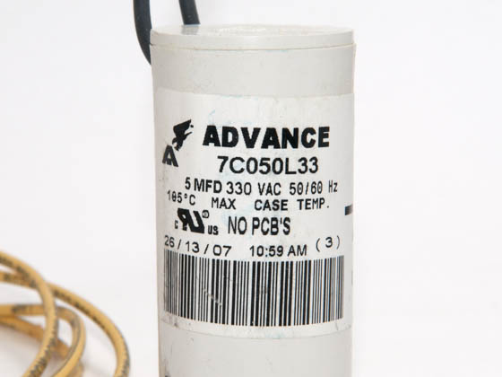 Advance Transformer 71A5037510DBP Philips Advance 35-39 Watt, 277 Volt Metal Halide Ballast