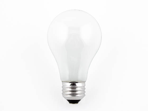 Philips Lighting 168740 60A/WL  (120V) Philips 60 Watt, 120 Volt A19 Soft White Long Life Bulb