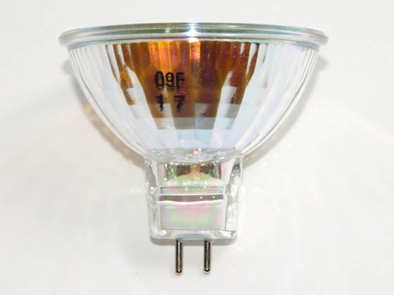 Eiko W-18013 Q50MR16/CG/41/36 50 Watt, 12 Volt MR16 Halogen Flood 4100K Bulb
