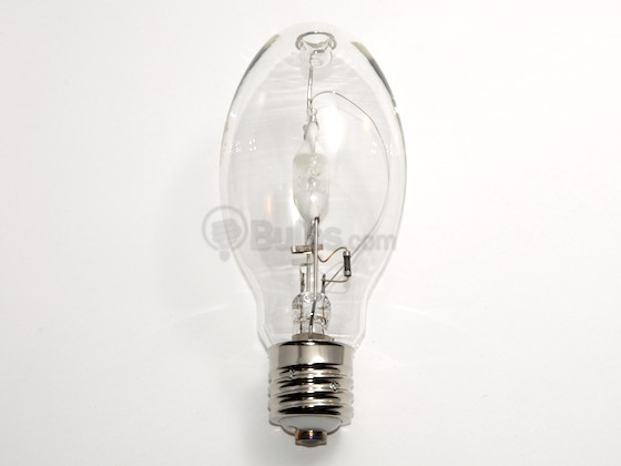Plusrite FAN1017 MH250/ED28/U/4K 250W Clear ED28 Cool White Metal Halide Bulb