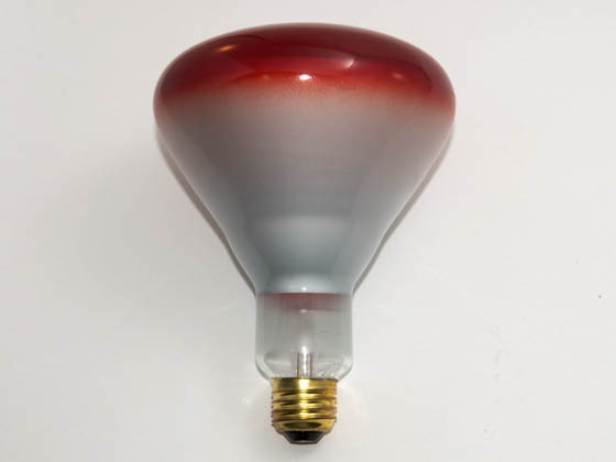 Bulbrite B257150 150BR40R (Red) DISCONTINUED 150 Watt, 120 Volt BR40 Red Reflector Bulb