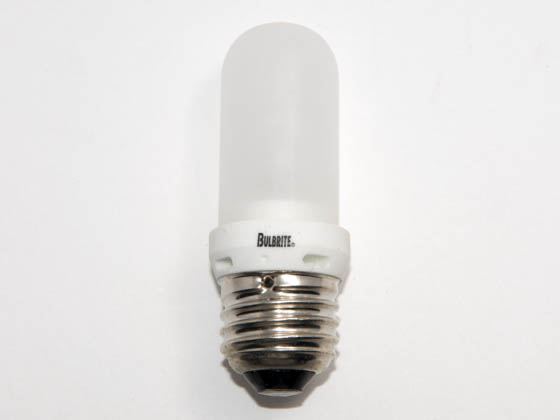 Bulbrite B614102 Q100FR/EDT (Frost) 100W 120V T8 Frosted Halogen Bulb