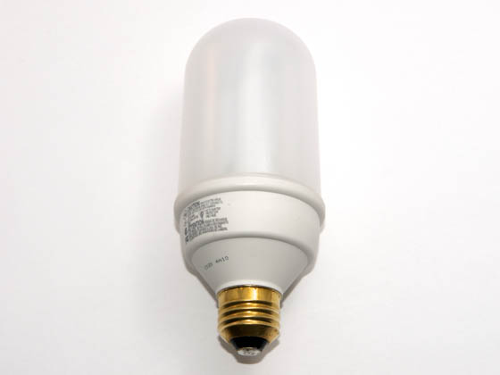Philips 18w Warm White Outdoor Bullet Cfl Bulb E26 Base