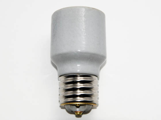 Value Brand L8647 Mogul to Mogul Extender HID ONLY Porcelain Mogul to Mogul Socket Extender