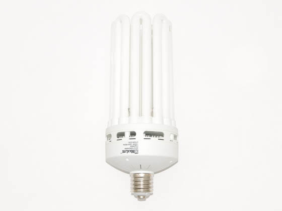 MaxLite M35862 SKO150EAWW HighMax 150W 120V Warm White CFL Bulb with E39 base