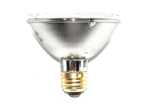Bulbs.com BC7530FL130 75PAR30/FL (130V) 75 Watt, 130 Volt Halogen PAR30 Flood.