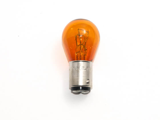 Philips Standard 1157 Natural Amber Automotive Bulb Original Equipment Quality 1157nab2