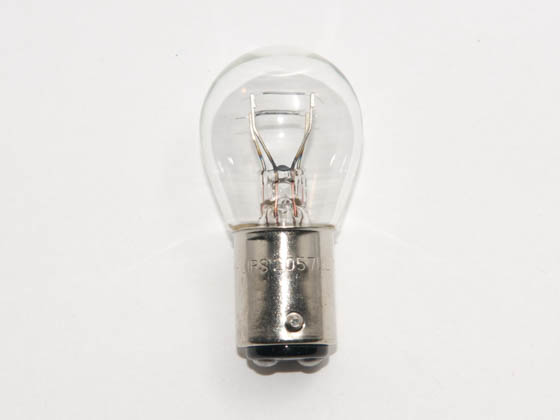 Philips Lighting PA-2057LLB2 2057LLB2 PHILIPS LONGER LIFE 2057LL Miniature Automotive Bulb - Twice the Life of Standard Lights
