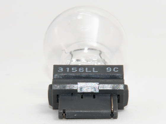 Philips Lighting PA-3156LLB2 3156LLB2 Philips 3156LL Long Life Mini Auto Bulb