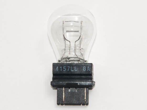 Philips Lighting PA-4157LLB2 4157LLB2 Philips 4157LL Long Life Auto Bulb