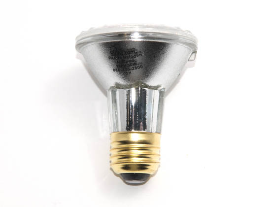 Bulbs.com BC5020NFL130 50PAR20/NFL (130V) 50 Watt, 130 Volt Halogen PAR20 Narrow Flood.