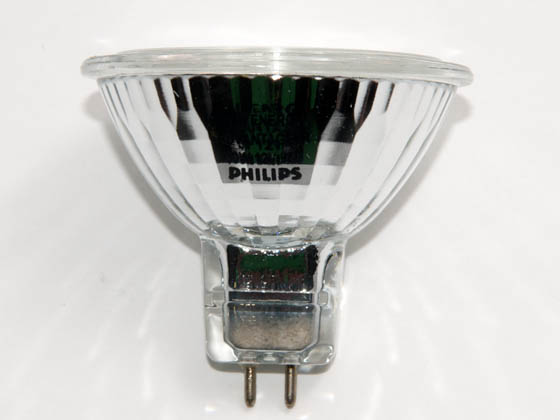 Philips Lighting 202622 30MRC16/IRC/ALU/FL36 (12V, 5000 Hrs) Philips 30W 12V Energy Saving MR16 Halogen Flood Bulb