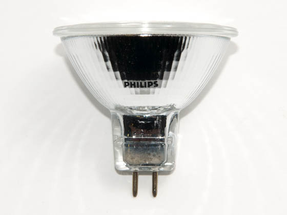 Philips Lighting 202671 35MRC16/IRC/ALU/NFL24 (5000 Hrs) Philips 35W 12V Energy Saving MR16 Halogen Narrow Flood Bulb