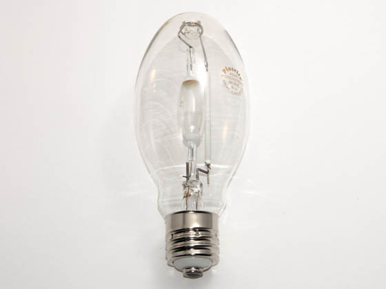 Plusrite FAN1589 MS400/ED28/PS/U/4K 400W Clear ED28 Cool White Metal Halide Bulb