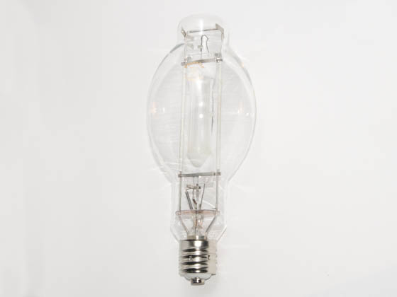 Plusrite FAN1028 MH1000/BT37/U/4K 1000W Clear BT37 Metal Halide Bulb