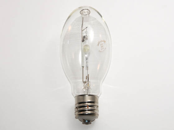 Plusrite FAN1012 MH100/ED28/U/4K 100W Clear ED28 Cool White Metal Halide Bulb