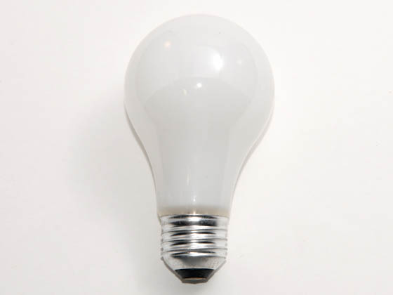 Philips Lighting 214981 57A/W/TP Philips California Approved 57 Watt, 120 Volt A19 Soft White Bulb