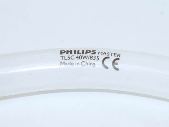 Philips Lighting 148593 TL5C 40W/835 (FC12T5/835) Philips 40W 12in Diameter T5 Neutral White Circline Bulb