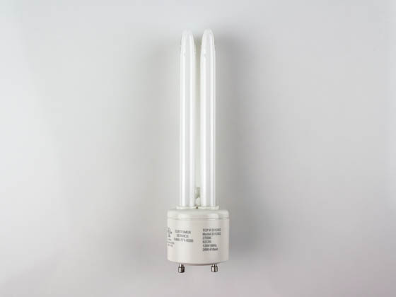 TCP TEC33126Q 33126Q 26W Warm White GU24 Quad Double Twin Tube CFL Bulb