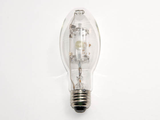 Plusrite FAN1033 MP70/ED17/U/4K 70W Clear ED17 Protected Cool White Metal Halide Bulb
