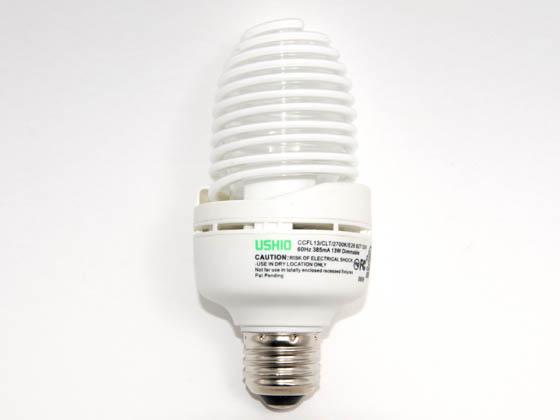 60 watt incandescent equivalent 13 watt cold cathode coil lamp