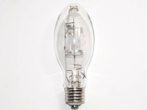 Liteco Inc. CML100/U/MP/4K/ECO 100 Watt, Clear ED17 Protected Cool White Metal Halide Lamp