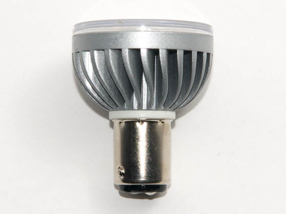 TCP TECLE2WGBF LE2WGBF (R12, 12 Volts) 20 Watt Equivalent, 2 Watt, 12 Volt 37mm LED Reflector for Elevator Ceiling Bulb