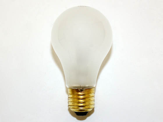 Bulbrite 120100 100A/220 (220V) INDUSTRIAL USE 100W 220V A19 Frosted Bulb, E26 Base