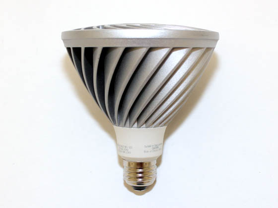 Lighting Science DFN-38-W27-SP 90 Watt Equivalent, 18 Watt, 120 Volt DIMMABLE 2700K Warm White LED PAR38 Bulb