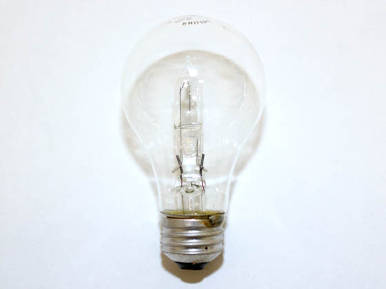 Philips Lighting 410506 29A19/EV/CL (Clear) Philips 29W 120V A19 Clear Halogen Bulb