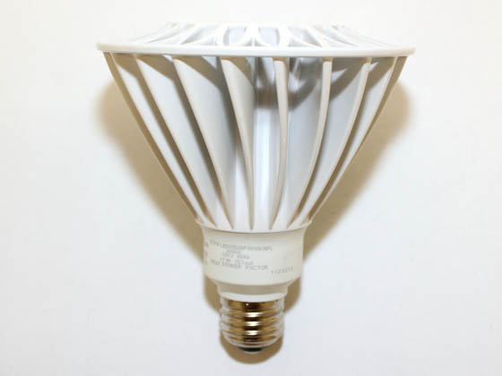 TCP LED17E26P3830KNFL 17 Watt, 120 Volt DIMMABLE 50,000-Hr LED PAR38 Bulb - Similar to Halogen