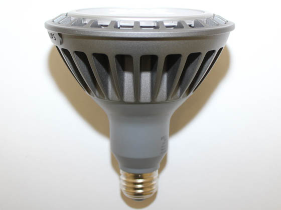 Philips Lighting 414607 17PAR38/END/F36 2700 DIM Philips 17 Watt, 120 Volt DIMMABLE 45,000-Hr Warm White LED PAR38 Bulb
