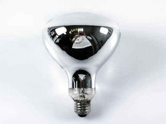 Plusrite FAN1059 MH100R40/C/U/70 100W R40 Cool White Metal Halide Flood Bulb