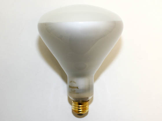 Bulbrite 295806 65BR40FL2 65W 120V BR40 Frosted Reflector Flood E26 Base E26 Base