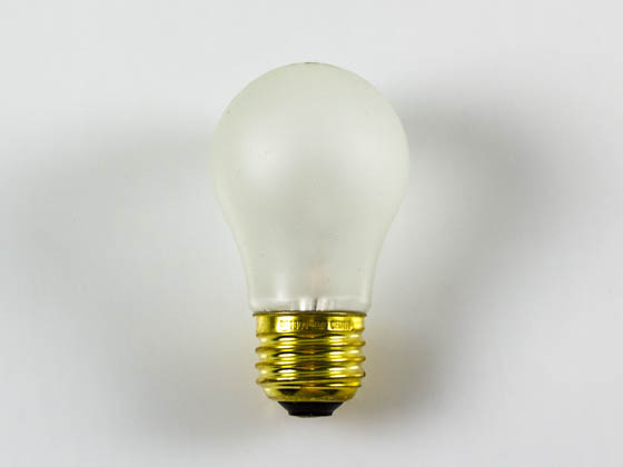 Safety Coated Oven Light Bulb A15 40W 40A15